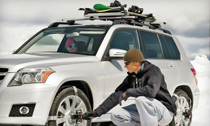 Rack N Road - Costa Mesa: $50 for $100 Toward Auto-Hauling and Storage Accessories at Rack N Road