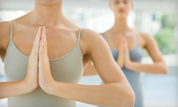 Bikram Yoga Lexington - Deerfield: $50 for 10 Classes at Bikram Yoga Lexington ($130 Value)