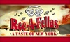 Roc-A-Fellas Pizza - Sharonville: $10 for $20 Worth of New York–Style Pizza and More at Roc-A-Fellas Pizza