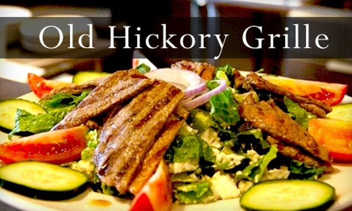 Old Hickory Grille - Jefferson: $20 for $40 Worth of Food and Drinks at Old Hickory Grille