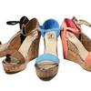 Carrini Women's Platform Wedge Sandals