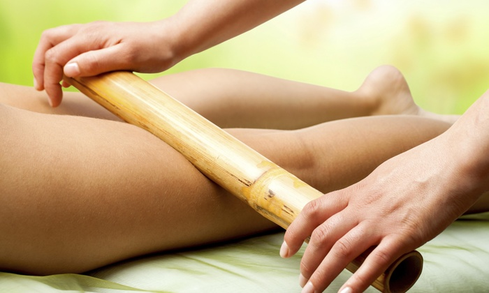 Peace Of Body - Springfield: A 60-Minute Bamboo Massage at Peace of Body (49% Off)