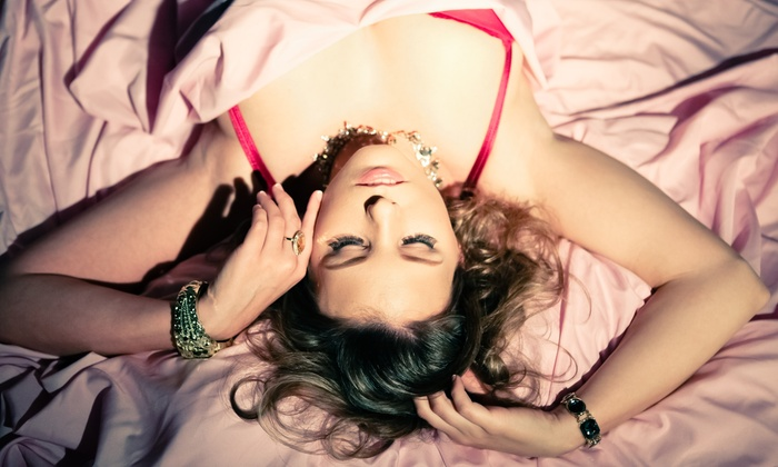 Adoralee boudoir studio - Brookside: $99 for 30-Minute Boudoir Photo Shoot with 7 Images at Adoralee Boudoir Studio ($320 Value)