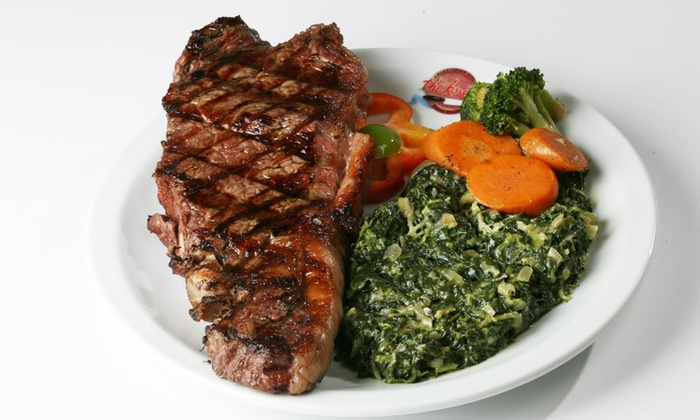 The Knife Restaurant - Lake Ridge: Argentinian Bar Food for Two or Four at The Knife Restaurant (Up to 24% Off)