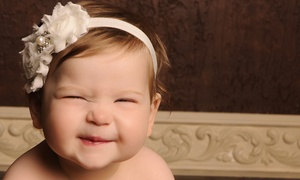 Studio One to One Photography: $17 for a Children's Portrait Package with Prints at Studio One to One Photography ($469.40 Value)