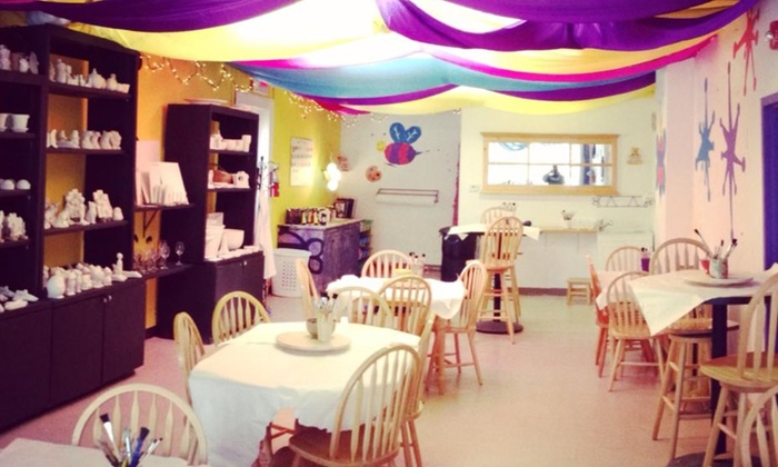 Bee N' Crafty - North Jersey: $99 for One Kids' Birthday Party for Up to 6 Kids ($140 Value) — Bee N' Crafty