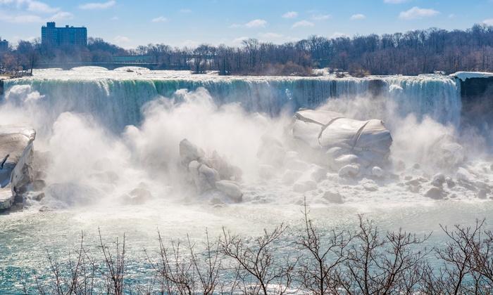 Embassy Suites by Hilton Niagara Falls - Niagara Falls, ON: Stay with Credits for Dining, Gaming, and Optional Wine Tasting at Embassy Suites by Hilton Niagara Falls in Ontario