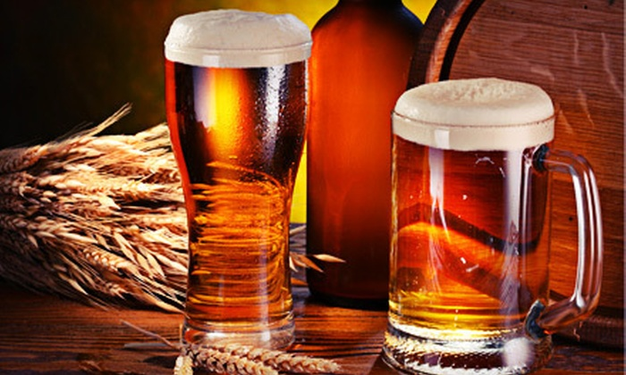 Broadway Brewing Co - Vancouver: Beer-Brewing or Winemaking Class for One, Two, or Four at Broadway Brewing Co (Up to 58% Off)