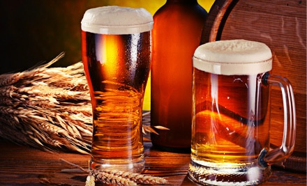 Beginning Beer-Brewing or Winemaking Class for One (a $45 value) - Broadway Brewing Co in Vancouver