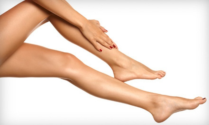 Aestheque - Southfork: $149 for Three Sclerotherapy Spider-Vein Treatments at Aestheque in Henderson ($349 Value)