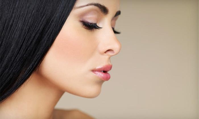 Pixie Cosmetics & Skincare - Audubon: $19 for Airbrush Spray Tan at Pixie Cosmetics & Skincare ($55 Value)
