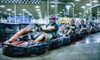 F1 Race Factory - Camelback East: $42 for Up to Five Kart Races at F1 Race Factory (Up to $105.75 Value)