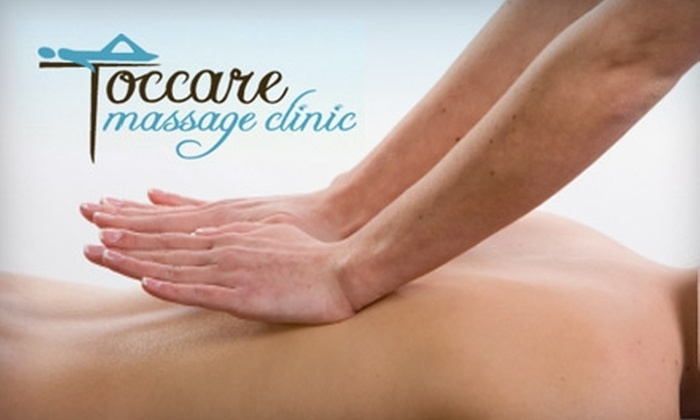 Toccare Massage Clinic - Briargate: $25 for a 50-Minute Massage and 20% Off Membership at Toccare Massage Clinic