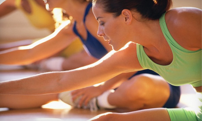 Wendy J Group Fitness - LaFortune Park: $12 for Five Classes at Wendy J Group Fitness ($25 Value)