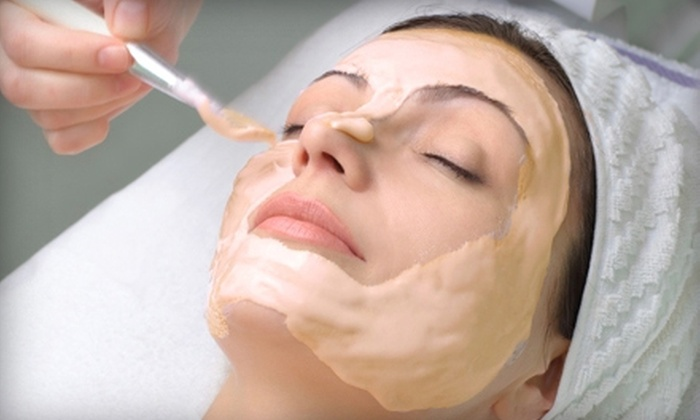 The Skin Station - Broadmoor, Anderson Island, Shreve Isle: Pumpkin-Peel Facial or Dead Sea Mud Wrap at The Skin Station (Up to 69% Off)