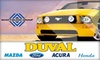 Duval Dealers – Scott-McRae Automotive Group - Multiple Locations: $19 for Oil and Filter Change and Basic Detailing from Duval Dealers