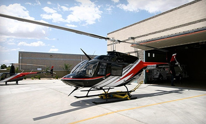 Wesson Aviation - Anniston: $175 for a Discovery Flight Helicopter-Flying Lesson from Wesson Aviation in Oxford ($350 Value)