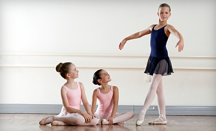 1-Month Children's Ballet-Class Package - Abernethy Performing Arts in Oregon City