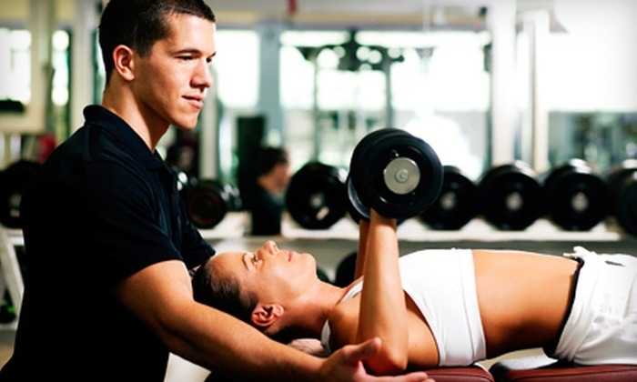 Yardley Fitness - Yardley: $40 for Three Personal-Training Sessions at Yardley Fitness in Yardley, PA ($100 Value)