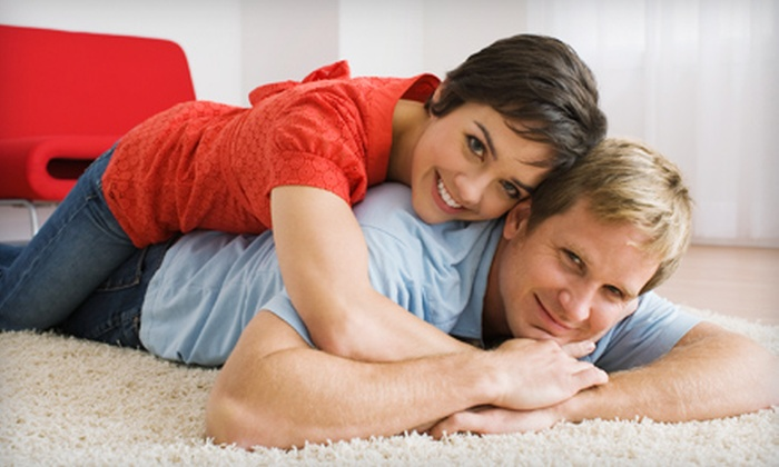 ServiceMaster of High Point - Downtown High Point: $39 for Two Rooms of Carpet Cleaning from ServiceMaster of High Point ($80 Value)