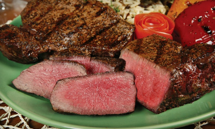 Nolan Ryan's All-Natural Beef: $49 for $100 Worth of All-Natural Steaks, Meats, and Merchandise from Nolan Ryan's All-Natural Beef