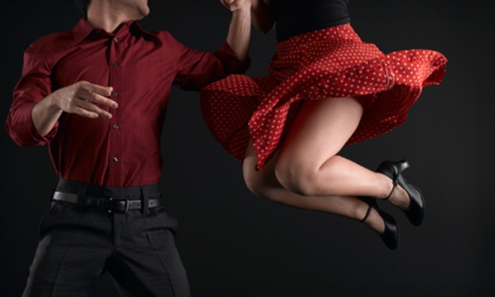 Fresno Swing Dance - Tower District: Four-Week Swing–Dance-Class Series for One or Two at Fresno Swing Dance (Up to 53% Off)