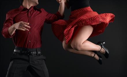 4-Week Swing-Dance-Class for One (a $32 value) - Fresno Swing Dance in Fresno