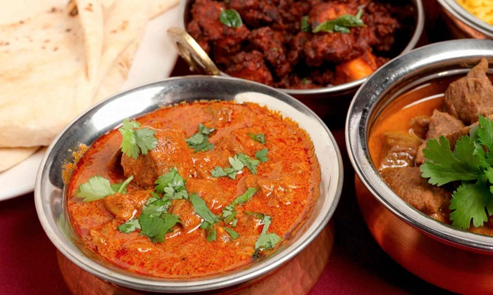 The Curry Club - Setauket-East Setauket: $35 for $70 Worth of Indian Dinner for Two or More People at The Curry Club