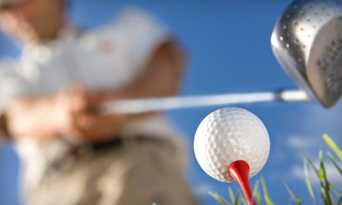Brewster's Kananaskis Ranch Golf Course - Exshaw: $59 for 18 Holes of Golf for Two at Brewster's Kananaskis Ranch Golf Course in Exshaw (Up to $118 Value)