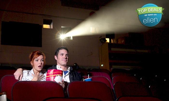 Bijou Art Cinemas - West University: Movie Outing for Two or Five at Bijou Art Cinemas (Up to 53% Off)