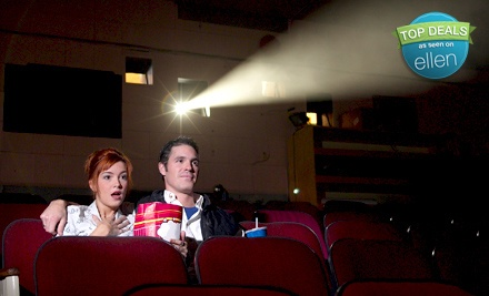 Movie Outing for 2 (up to a $25.50 value) Includes 2 Regular Admissions, 2 Medium Popcorns & 2 Medium Fountain Drinks - Bijou Art Cinemas in Eugene