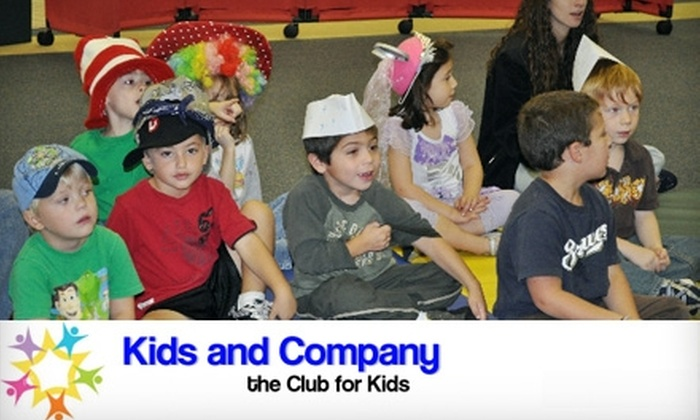 Kidtown USA  - Chicago: $25 for an Annual Membership and $100 Worth of Children's Programs and More at Kidtown USA in Buffalo Grove ($135 Value)