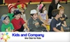Kidtown USA  - Buffalo Grove: $25 for an Annual Membership and $100 Worth of Children's Programs and More at Kidtown USA in Buffalo Grove ($135 Value)