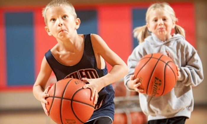Courthouse Athletic Club - Salem: One or Three Weeks of Basketball Camp at Courthouse Athletic Club