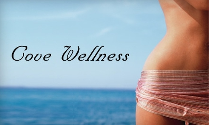 Cove Wellness - Village: $59 for One Hour of Cellulite-Reduction Therapy at Cove Wellness ($125 Value)