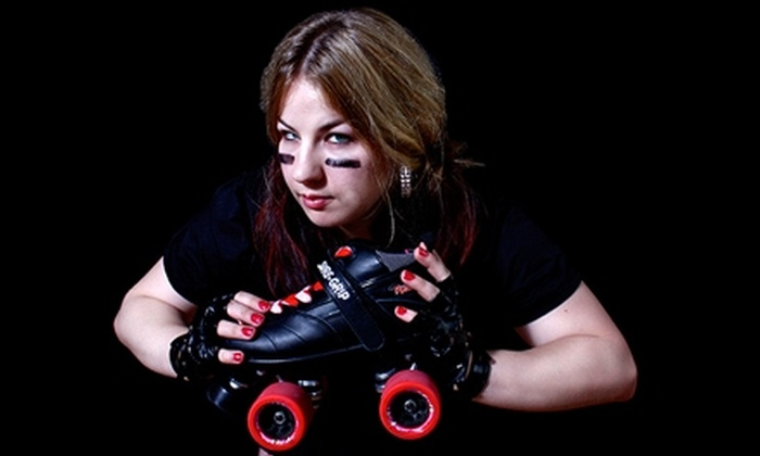 709 Derby Girls - Torbay: $12 for Two General-Admission Tickets to 709 Derby Girls at Jack Byrne Arena on June 18 at 7:30 p.m. ($24 Value)
