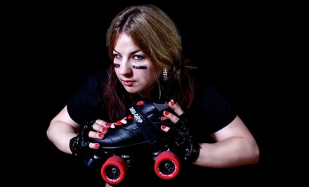 709 Derby Girls: Delinquent Dolls vs. Squaresville Slammers on Sat., Jun. 18 at 7:30PM - 709 Derby Girls in Torbay