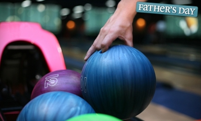 Capri Lanes - Kettering: Bowling and Shoe Rental at Capri Lanes. Two Options Available.