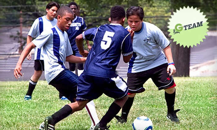 DC SCORES - Northwest Washington,Logan Circle,Thomas Circle: If 50 People Donate $10, Then DC SCORES Can Provide New Soccer Uniforms to 33 Students from Low-Income Families