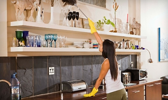 Momma Beck's Cleaning Services - Olivette: $80 for Three Hours of House Cleaning from Momma Beck's Cleaning Services ($165 Value)