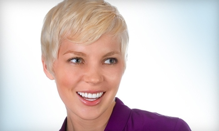 St. Louis Smile Designer by Justin B. Short - St Louis: $49 for Dental Exam, Cleaning, and X-Rays at St. Louis Smile Designer by Justin B. Short in Des Peres (Up to $284 Value)