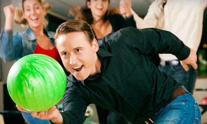 Firs Bowl - River Road: One- or Two-Hour Bowling Outing with Shoe Rental for Up to Six People at Firs Bowl (Up to 77% Off)