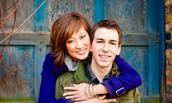 JL Photography - Grand Rapids : $75 for Photo Session and Print Package at JL Photography ($212 Value)