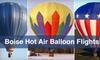 Boise Hot Air Company - Boise City: $98 for a Hot-Air Balloon Ride from Boise Hot Air Company ($200 Value)
