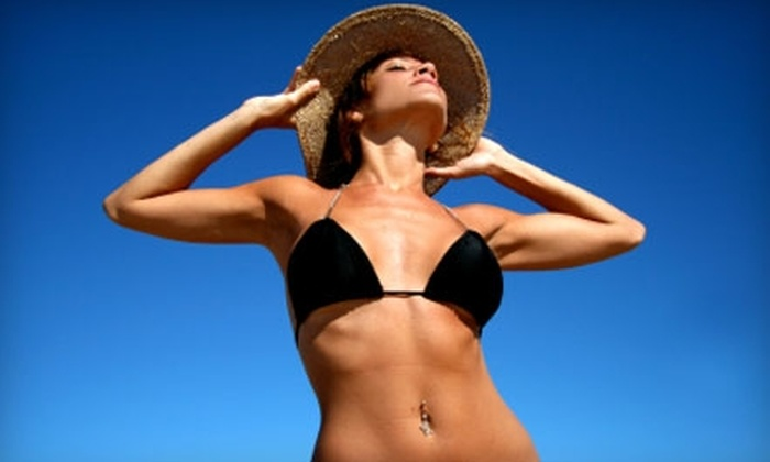 Salon Karma - Cranberry: $20 for One Airbrush-Tanning Session at Salon Karma in Cranberry Township