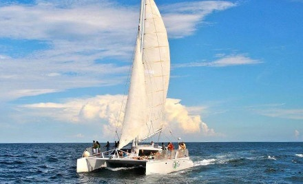 Two-Hour Intracoastal Yacht Sailing Cruise for Two (a $130 value) - Palm Breeze Charters in Boca Raton