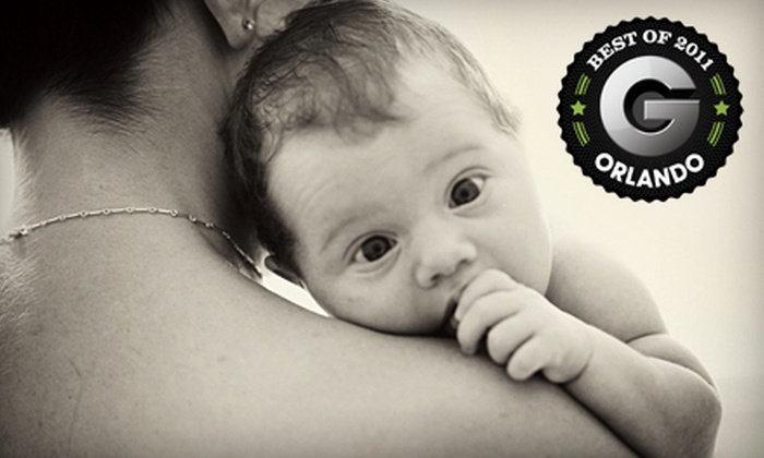 Kalysa Wilson Photography - Morningside: $99 for a Baby's First Year Package with Four Photo Shoots and Eight Prints at Kalysa Wilson Photography ($742.92 Value)