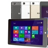 """Kocaso 8"""" Windows 8.1 Tablet with Leather Keyboard Case"""