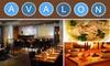 Avalon Restaurant  - West Chester: $20 for $40 Worth of Italian Cuisine at Avalon Restaurant