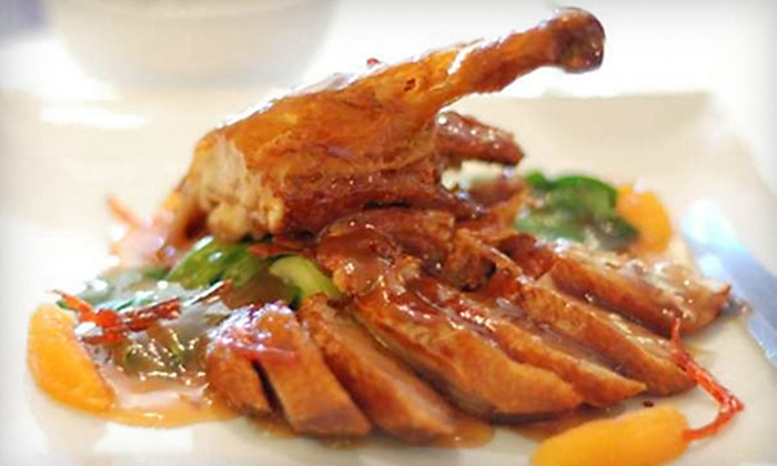 Thai Sweet Basil - Northdale: Thai Cuisine at Thai Sweet Basil (Up to 55% Off). Two Options Available.